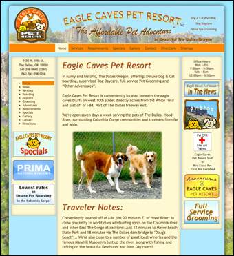 Eagle Caves Pet Resort